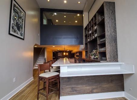 Slate Wine Bar Open