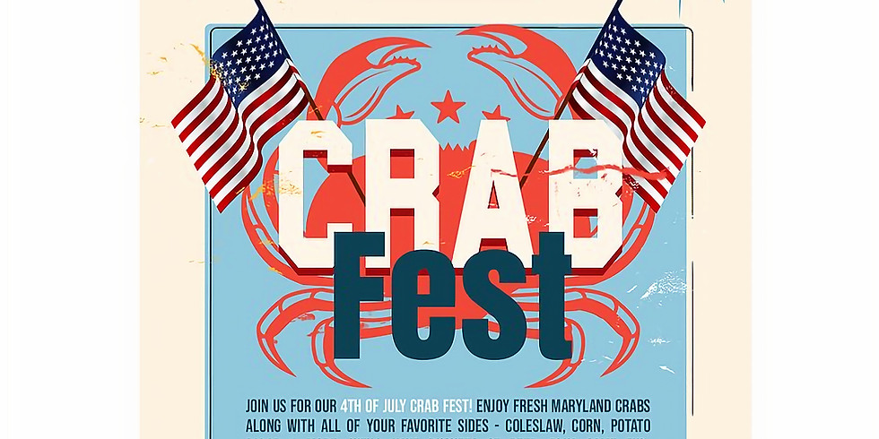 Crab Fest at Glover Park Grill