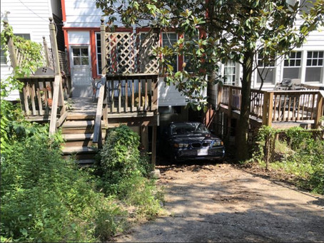 Glover Park Resident Killed in Driveway