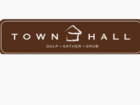 Town Hall Closing Permanently on Sunday