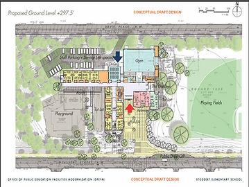 Stoddert Elementary Plan
