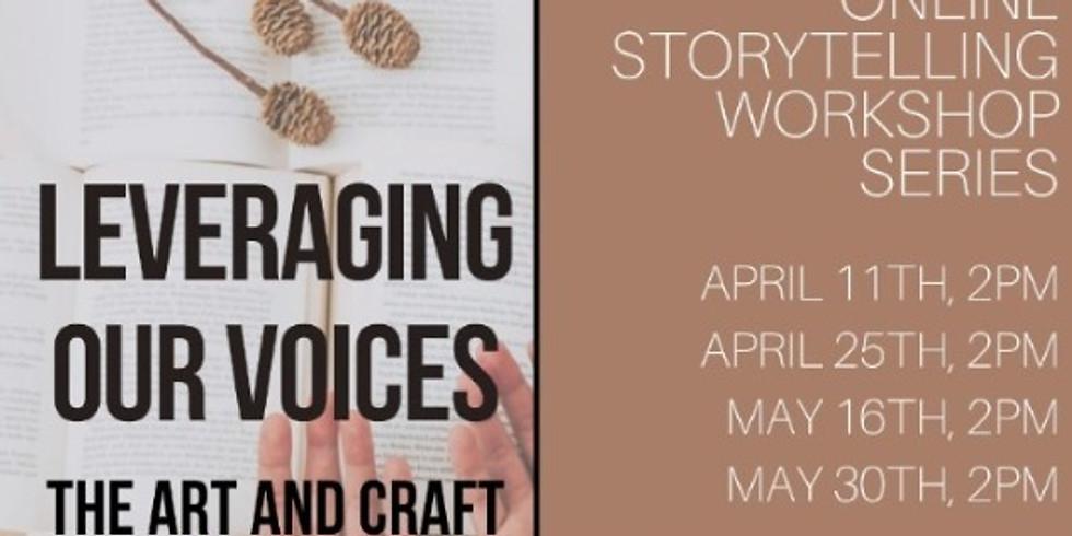 Online Storytelling Workshop Series