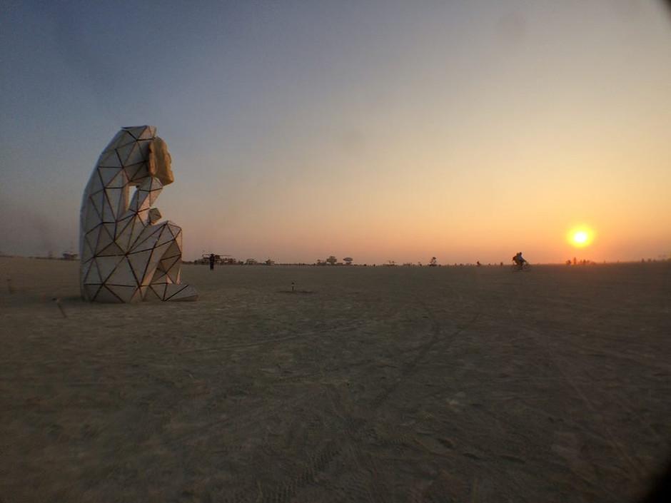 Burning Man 2017 - Mi participación con Xochipeople