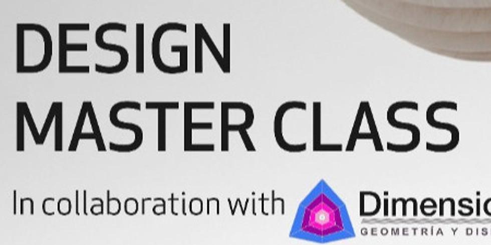 Design Master Class - Curso Online de Diseño Paramétrico