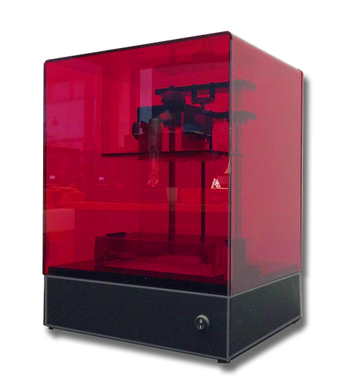 "Liquid Crystal 10"" - Impresora de resina"