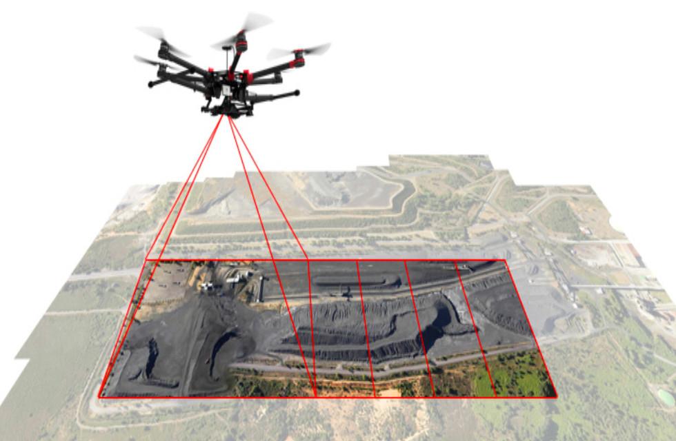 Creando modelo 3d con dron - Topografía Fotogrametría Digital  (Fotopogrametría)