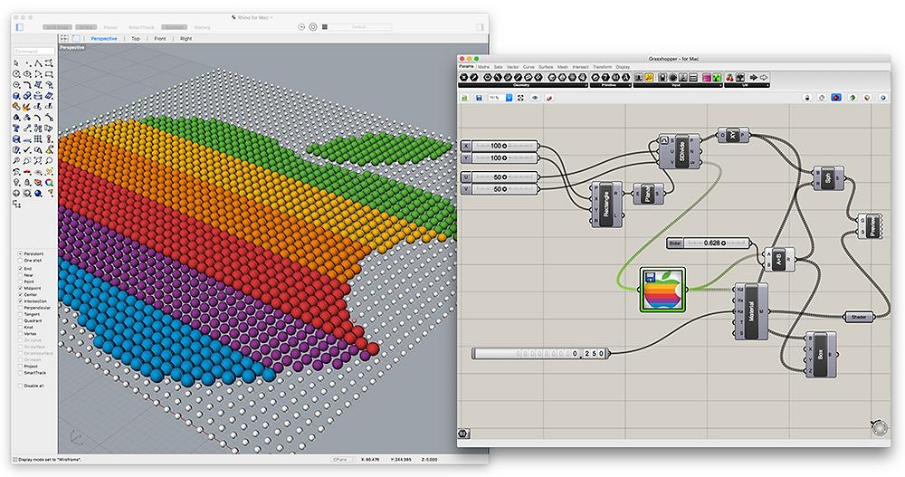 Modelado Paramétrico en Rhino para Mac