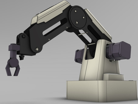 Punta Impresa 3d para Brazo Robótico Dobot