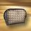 Thumbnail: Pochette cosmétique publicitaire simili cuir vieille or