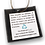 étiquette de bagage personnalisé équitable personnalisable fabriquée en Chambre à air recyclée | Lygo.fr