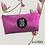 Pochette cosmétique personnalisée en coton WOODIN uni équitable