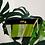 Pochette cosmétique écologique personnalisable en coton bio
