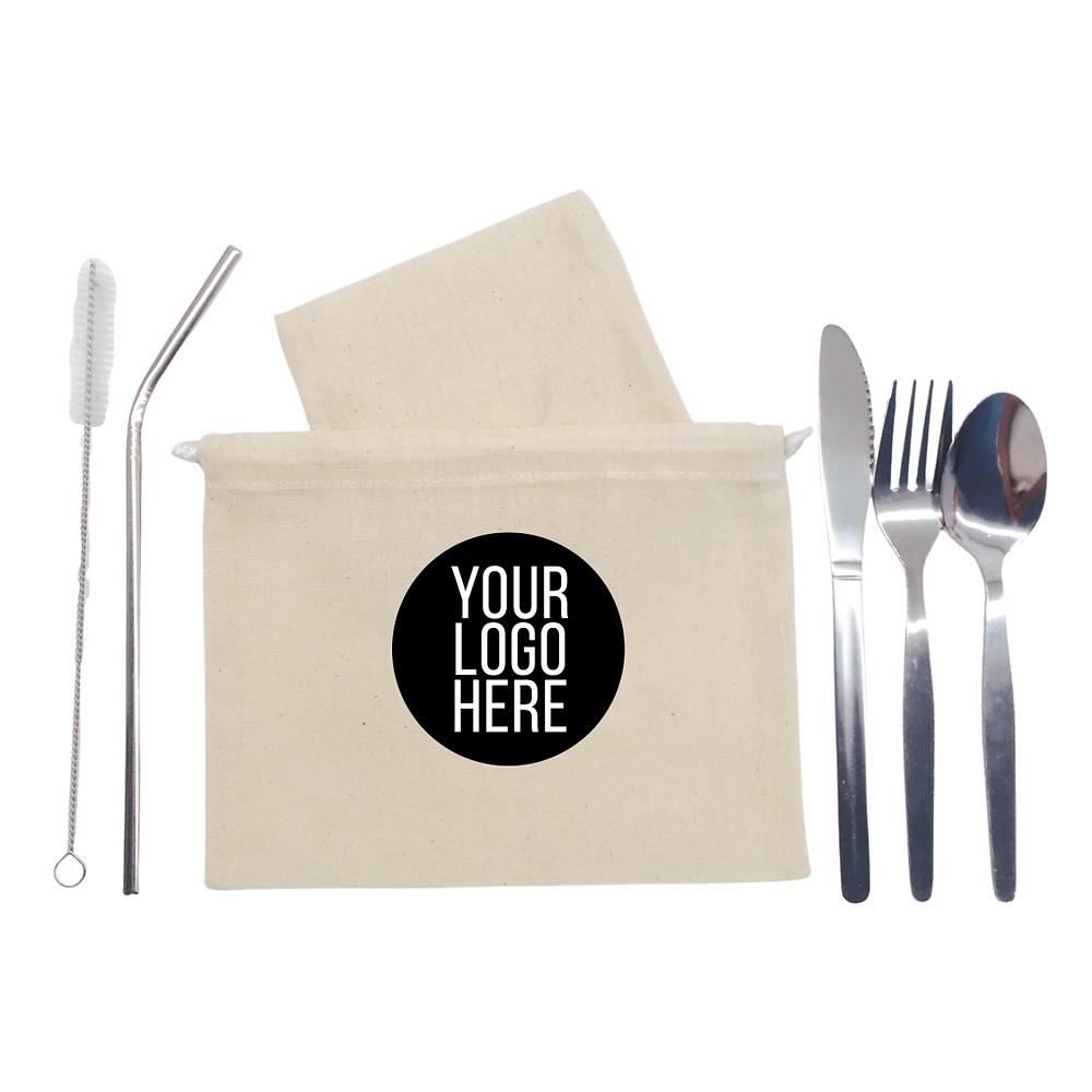 Quelle bonne idée ! Offrez un Kit déjeuner publicitaire Zéro Déchet à vos salariés et clients ! Nous avons conçu ce Kit en Basic. Les basics de Lygo sont des goodies écologiques personnalisables à un prix abordable pour tous afin de permettre à chacun de s'engager dans des actions écolos.