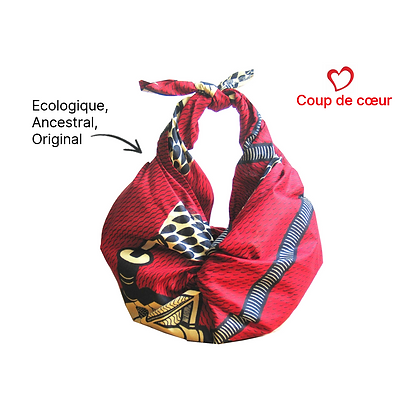 Furoshiki - sac coton publicitaire écologique