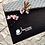 Pochette de voyage de Luxe en coton et lin naturel personnalisable