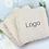 Lingette lavable en coton éponge personnalisable