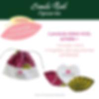 trousse cosmétique publicitaire et lingette personnalisable publicitaire écologique fabriquée équitablement par Lygo.fr