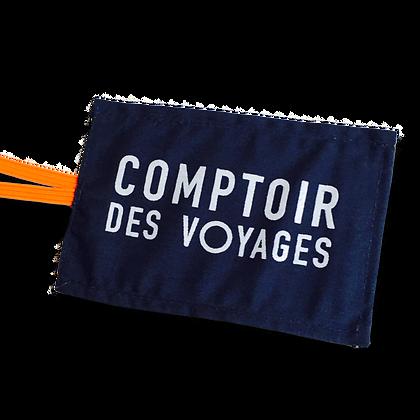Etiquette bagage publicitaire sur mesure personnalisable | Lygo.fr