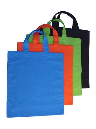 sac coton couleur