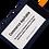 Etiquette à bagage publicitaire sur mesure personnalisable | Lygo.fr