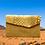 Thumbnail: LUXURY TRAVEL POCKET: in Orange Mauritanian veil