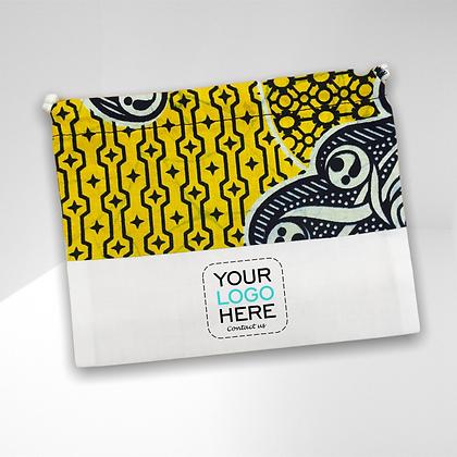 Pochette cordon publicitaire personnalisable packaging écologique | lygo.fr