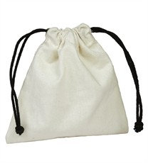 petit sac coton commerce équitable