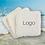 Lingette écologique lavable en coton éponge personnalisable