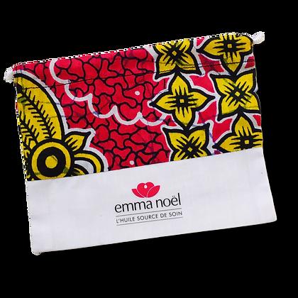pochette pour produit cosmétique personnalisable