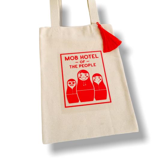tote bag personnalisable en coton avec logo