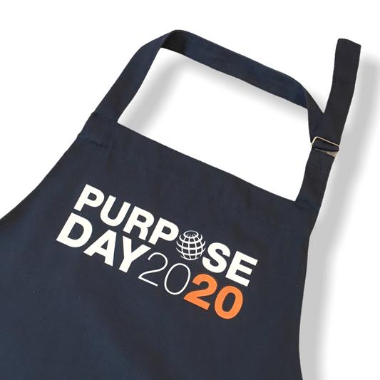 tablier de cuisine publicitaire avec logo version Luxe