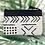 Pochette de voyage publicitaire de Luxe fabriquée artisanalement en cuir et bologan blanc | Lygo.fr