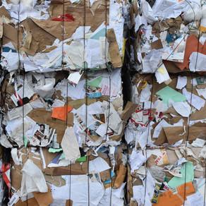 Ecologie : Ne pas froisser les papiers avant de les jeter !