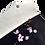 Pochette de voyage écologique de Luxe en coton et lin naturel avec logo