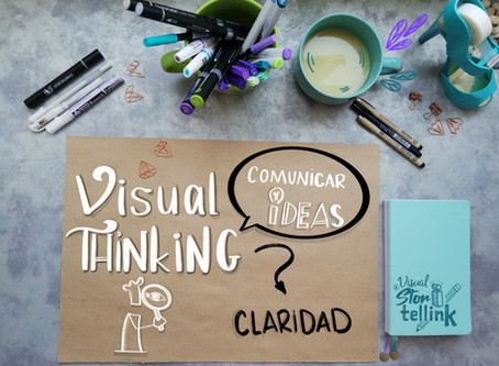 ¿Qué es Visual Thinking?