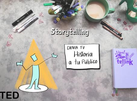 """¿Qué es """"Storytelling""""?"""