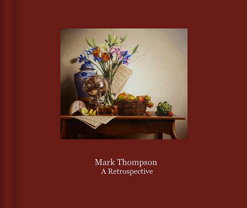 Mark Thompson Retrospective Exhibit Catalogue