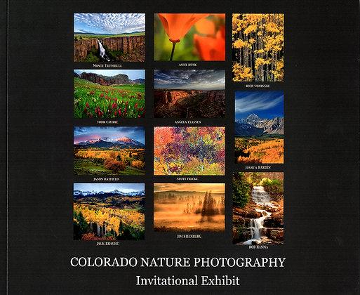 Colorado Nature Photography Catalogue