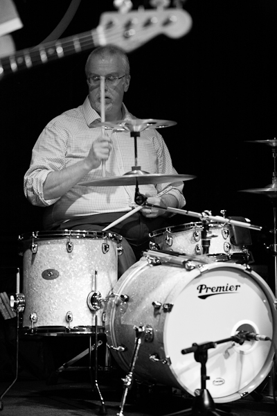 Stewart Manley - drums
