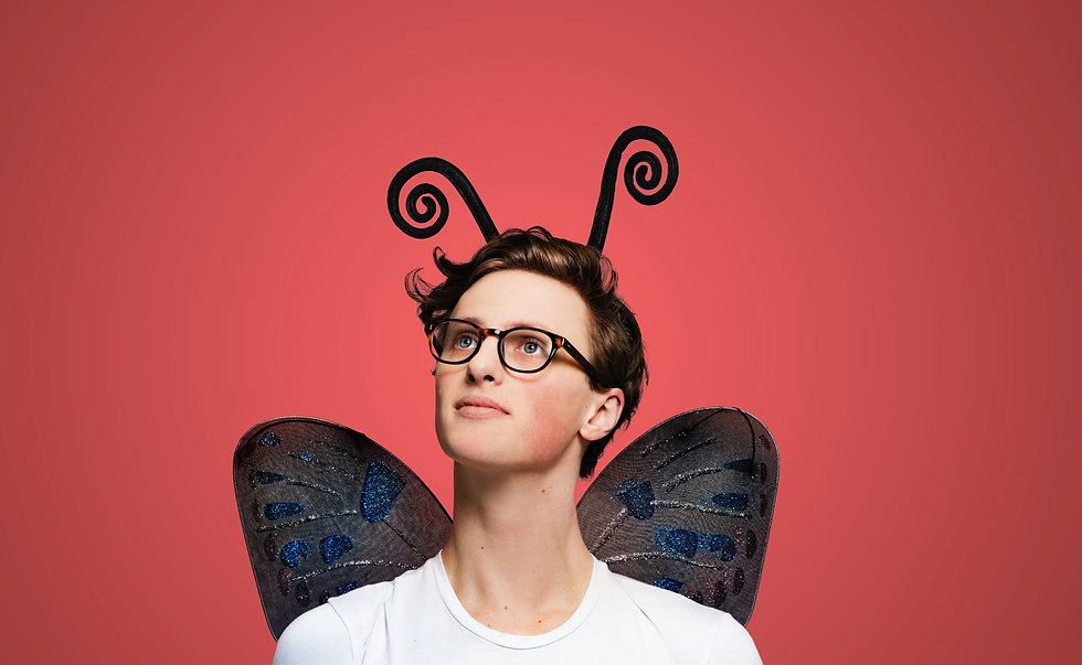 Max Fosh: Zocial Butterfly