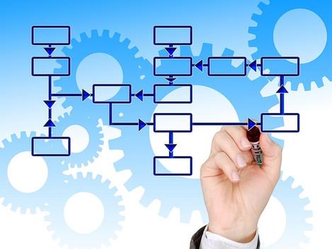 A importância dos processos na cadeia de valor.