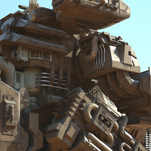 [Authoral] Armored Assault Unit