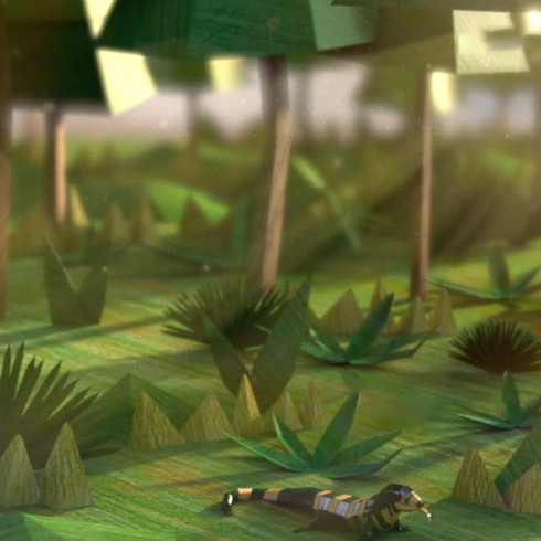 [As CG Supervisor] Faber-Castell - Endless Forest (Gold Cannes Lions Winner)