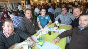 GAS zu Besuch bei Bauma in Luzern