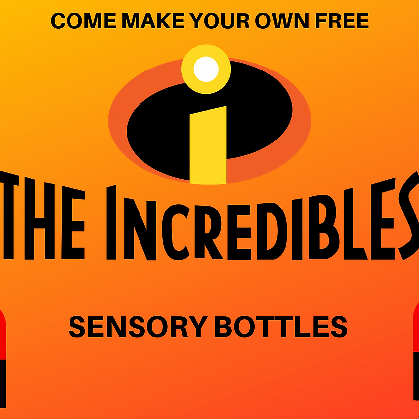 Make Your Own Sensory Bottle FREE