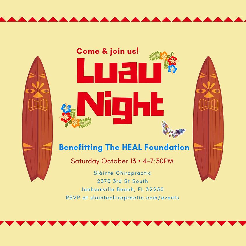 Luau Night