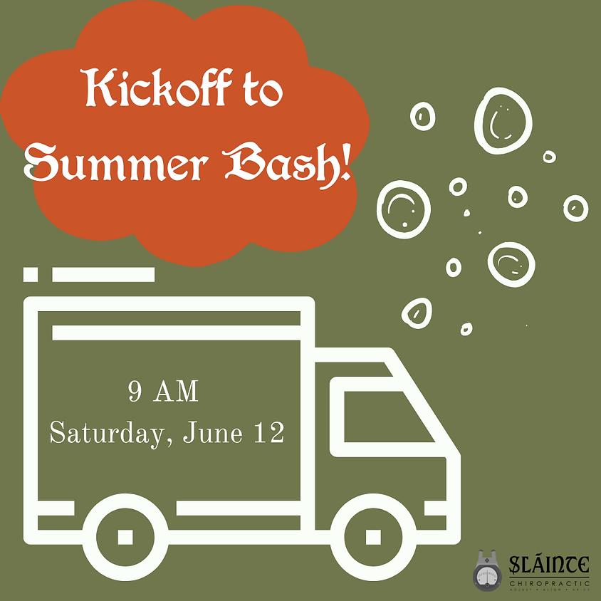 Kickoff to Summer Bash
