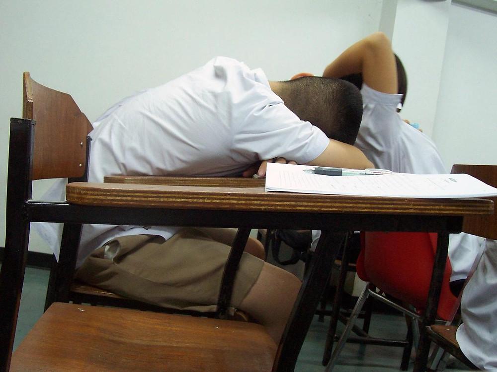 sleepin kids, tired, hump day, chiropractic 32250