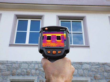 Trace and Access - Thermal Image Camera.