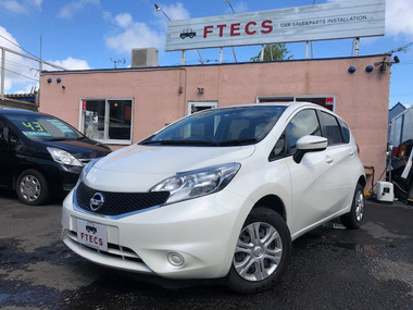 '16 NISSAN NOTE